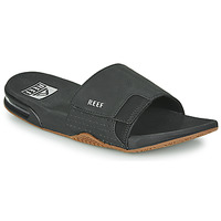 Shoes Men Sliders Reef FANNING SLIDE Black