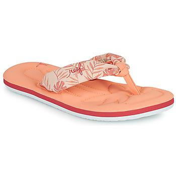 Shoes Girl Flip flops Reef KIDS POOL FLOAT Pink