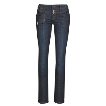 material Women straight jeans Freeman T.Porter AMELIE SDM Eclipse