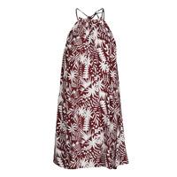 material Women Short Dresses Freeman T.Porter ROCCA MOROCCO Bordeaux