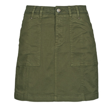 material Women Skirts Freeman T.Porter JELISSA CAPY Olive / Night