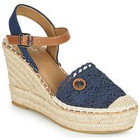 Shoes Women Sandals Tom Tailor DEB Marine