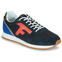 Shoes Men Low top trainers Faguo ELM Marine / Red