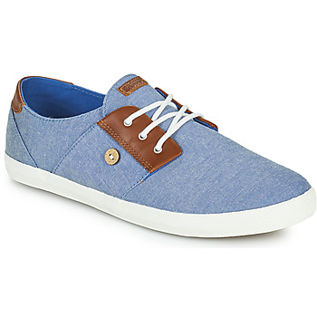 Shoes Men Low top trainers Faguo CYPRESSME Blue