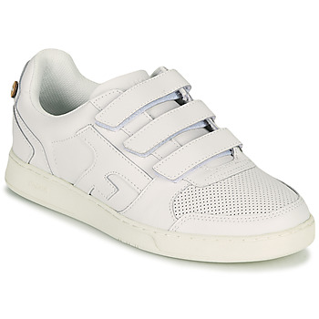 Shoes Women Low top trainers Faguo HAZEL White