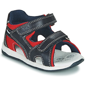 Shoes Boy Sandals Chicco GEREMIA Blue