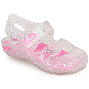 Shoes Girl Water shoes Chicco MATTIA Pink / Transparent