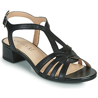 Shoes Women Sandals Caprice 28201-022 Black