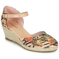 Shoes Women Espadrilles Dockers by Gerli 36IS210-761 Pink
