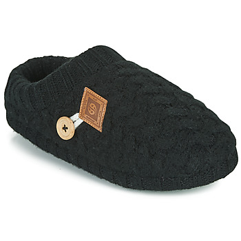Shoes Women Slippers Dockers by Gerli 39HO302-100 Black