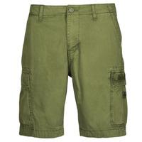 material Men Shorts / Bermudas Napapijri NOSTRAN Green