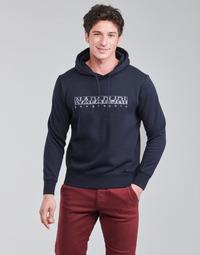 material Men sweaters Napapijri BALLAR Marine