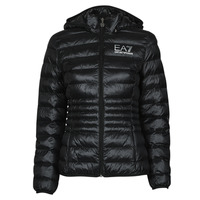 material Women Duffel coats Emporio Armani EA7 8NTB23-TN12Z-1200 Black
