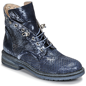 Shoes Women Mid boots Fru.it 6845-480-BLUE Blue