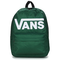 Bags Rucksacks Vans OLD SKOOL III BACKPACK Pine / Needle / White