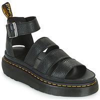 Shoes Women Sandals Dr Martens CLARISSA II QUAD Black
