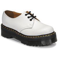 Shoes Women Derby shoes Dr Martens 1461 QUAD White