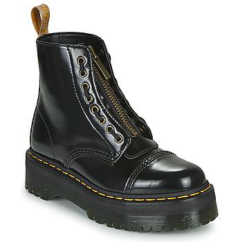 Shoes Women Mid boots Dr Martens VEGAN SINCLAIR Black