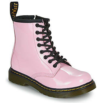 Shoes Girl Mid boots Dr Martens 1460 J Pink
