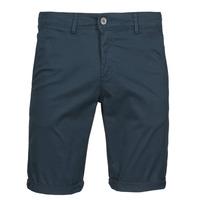material Men Shorts / Bermudas Teddy Smith SHORT CHINO Marine