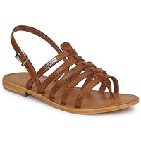 Shoes Women Sandals Les Tropéziennes par M Belarbi HERISSON Tan