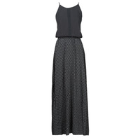 material Women Long Dresses Rip Curl ISLAND LONG DRESS Black