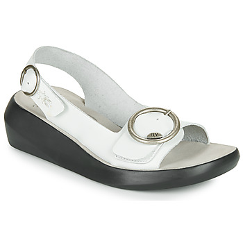 Shoes Women Sandals Fly London BERK White