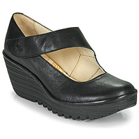 Shoes Women Court shoes Fly London YASI Black