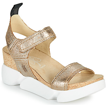 Shoes Women Sandals Fly London SENA Gold