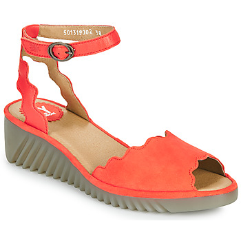Shoes Women Sandals Fly London LUME Red