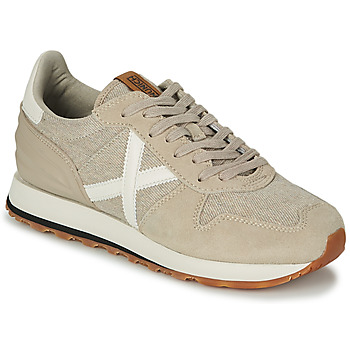 Shoes Men Low top trainers Munich MASSANA 414 Beige