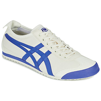 Shoes Low top trainers Onitsuka Tiger MEXICO 66 NYLON White / Blue