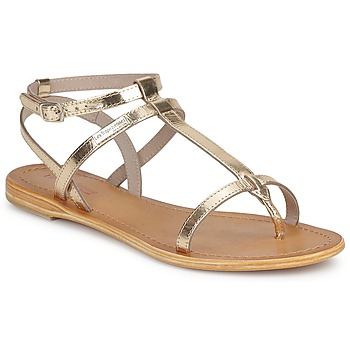 Shoes Women Sandals Les Tropéziennes par M Belarbi HILAN GOLD