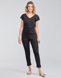 material Women Jumpsuits / Dungarees Patagonia W's Organic Cotton Roaming Jumpsuit Black