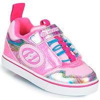 Shoes Girl Wheeled shoes Heelys ROCKET X2 Pink