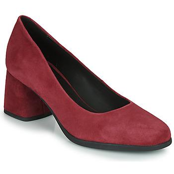 Shoes Women Court shoes Geox D CALINDA MID Bordeaux