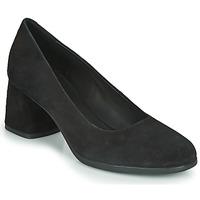Shoes Women Court shoes Geox D CALINDA MID Black