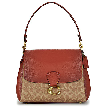 Bags Women Shoulder bags Coach MAY Cognac