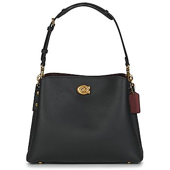 Bags Women Shoulder bags Coach WILLOW Black
