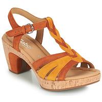 Shoes Women Sandals Gabor 6273442 Cognac