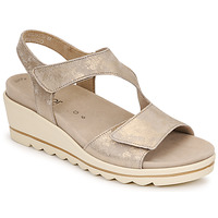 Shoes Women Sandals Gabor 6677295 Gold