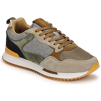 Shoes Men Low top trainers HOFF BRISTOL Blue / Grey