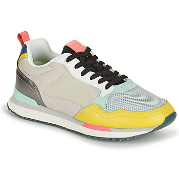 Shoes Women Low top trainers HOFF MIAMI White / Yellow