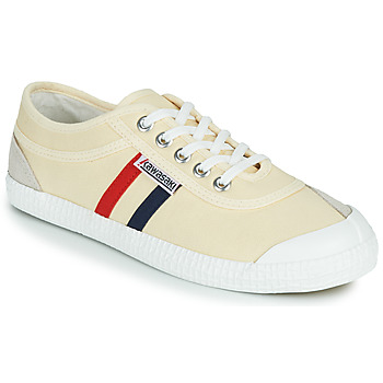 Shoes Women Low top trainers Kawasaki RETRO Beige