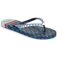 Shoes Women Flip flops Pepe jeans RAKE DANI Marine