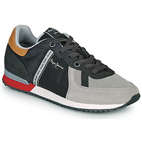 Shoes Men Low top trainers Pepe jeans TINKER ZERO 21 Grey