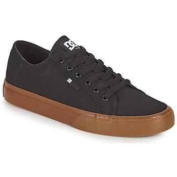 Shoes Men Skate shoes DC Shoes MANUAL Black / Gum