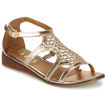 Shoes Women Sandals Ravel CARDWELL Gold