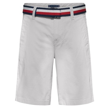 material Boy Shorts / Bermudas Tommy Hilfiger FORTA White