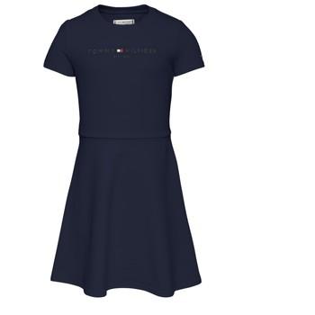material Girl Short Dresses Tommy Hilfiger KG0KG05789-C87 Marine